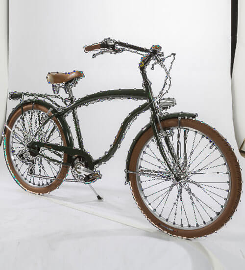 bicycle clipping path service provider