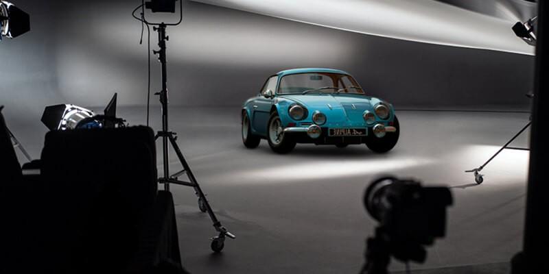 Automotive Photography Tips - Creates A Great Shot