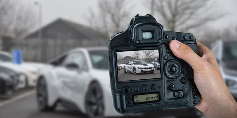 Automotive Photography guide - Focus On Special Features
