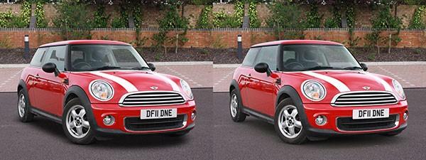 car photo editing tutorial in photoshop