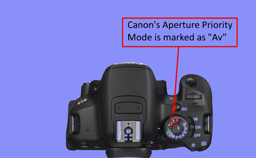 use shutter and aperture priority modes